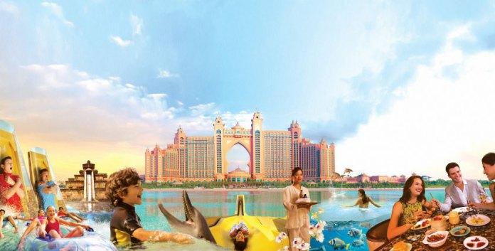 Things To Do in Atlantis Dubai