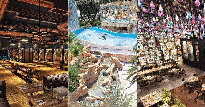 Wavehouse Atlantis Dubai