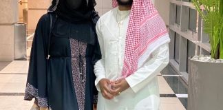 Williams Uchemba honeymoon in Dubai