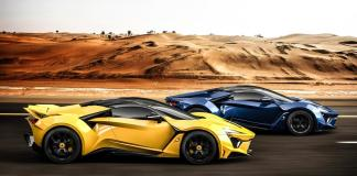 Buy Supercars in Dubai