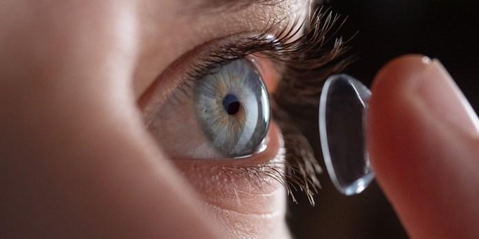 Contact Lenses in Dubai