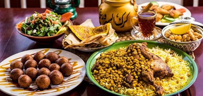 Dubai Food in Dubai Festival City Mall