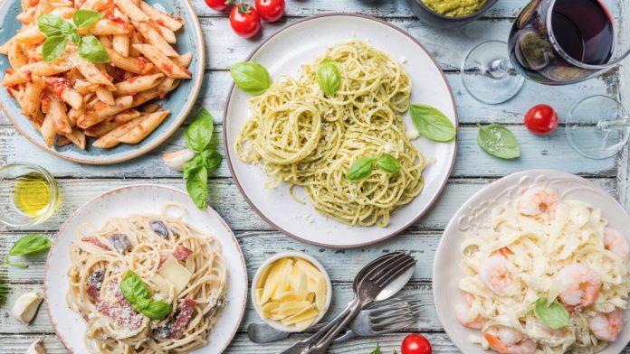 Italian Food in Dubai