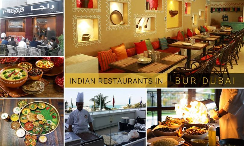 Top Indian Restaurants in Bur Dubai