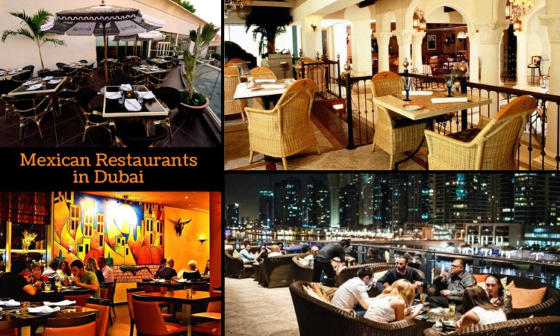 mexican restaurants in dubai