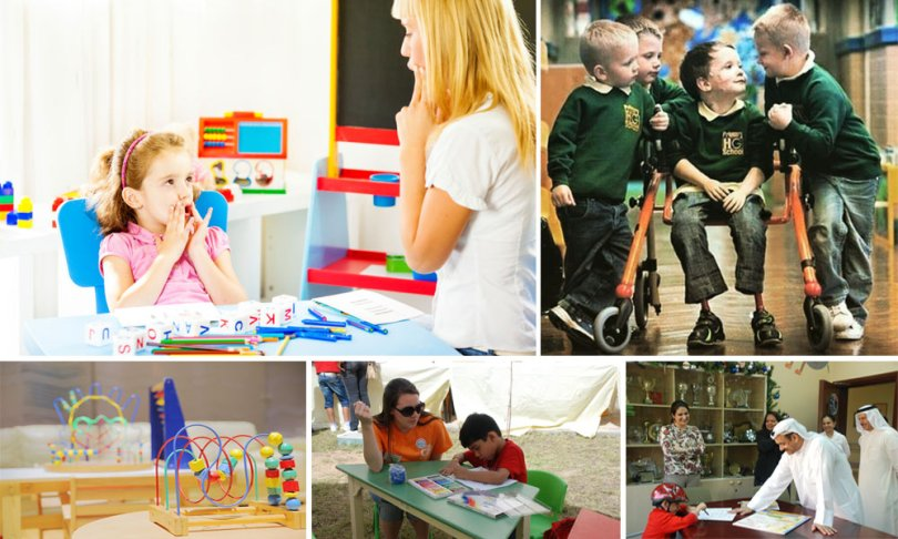 Speech Therapy Dubai