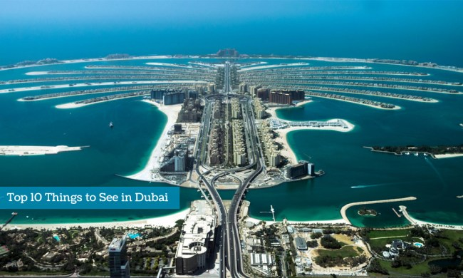 Top 10 Breathtaking Views & Must-See Places in Dubai