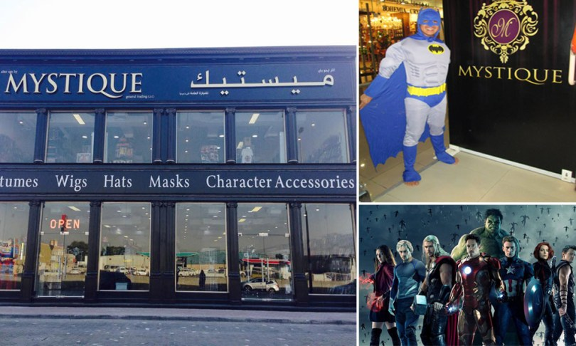 Mystique Costume Shop