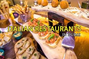 Food Lover's Paradise: Best 7 Italian Restaurants in Dubai
