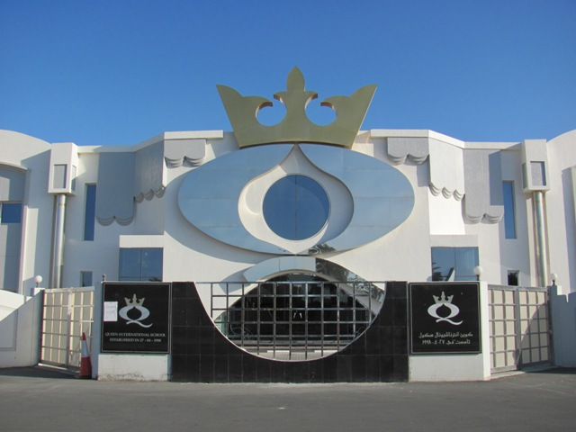 Image result for Queen International School