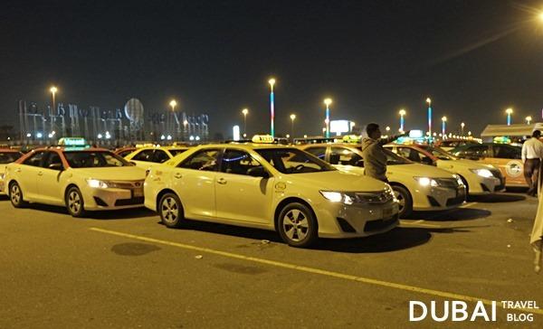 taxi transport dubai