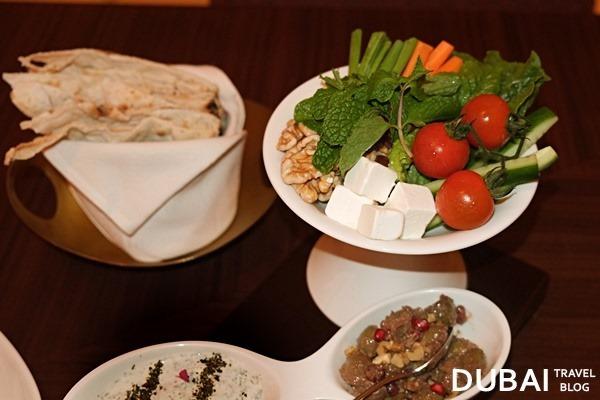shayan restaurant nowruz feast