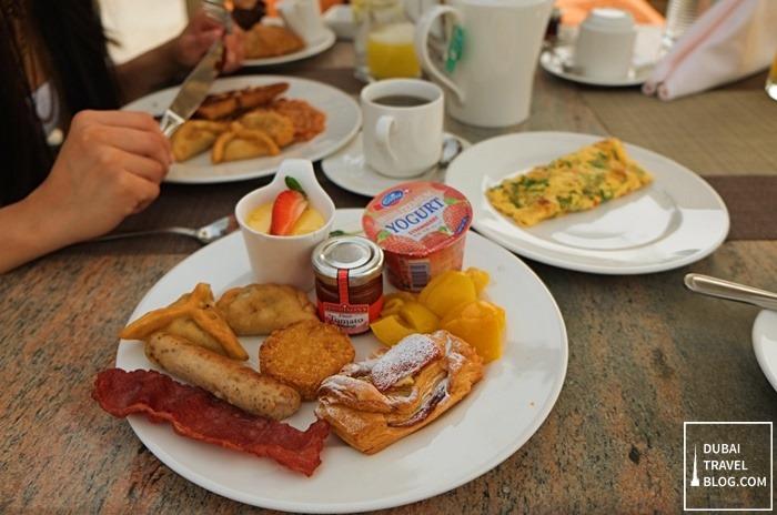 al forsan dubai breakfast