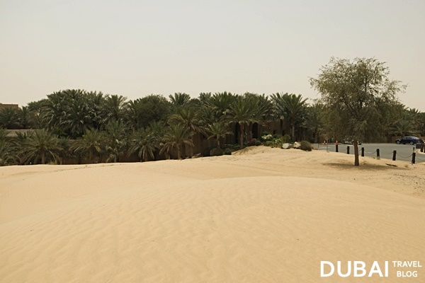 desert resort and spa dubai
