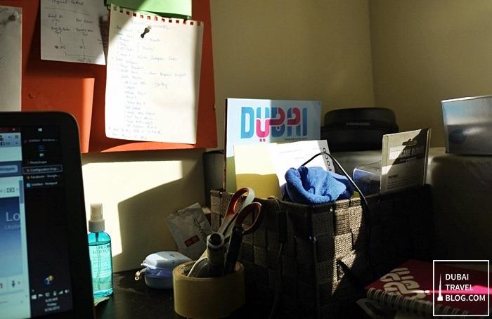 dubai travel blog desk