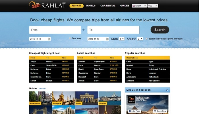 rahlat cheap flights