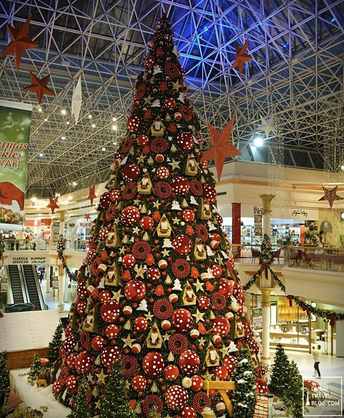 Xmas at Wafi Mall