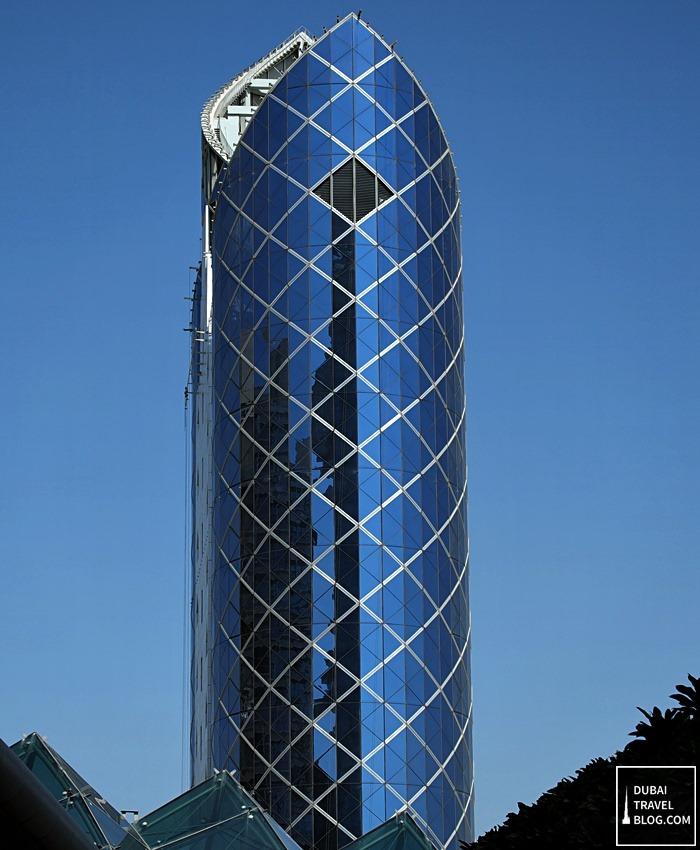 burjuman building hotel