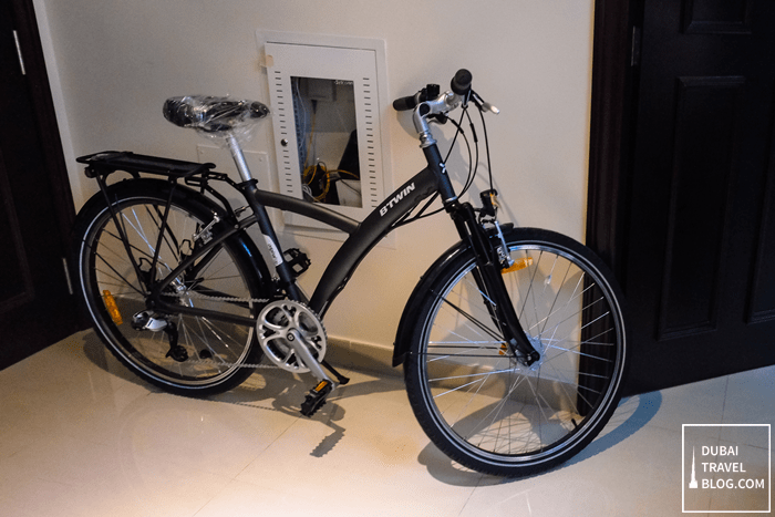 btwin hybrid bike original 520