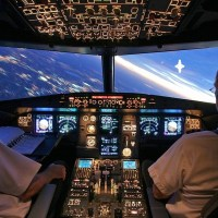 Pilot thinks planet is oncoming plane