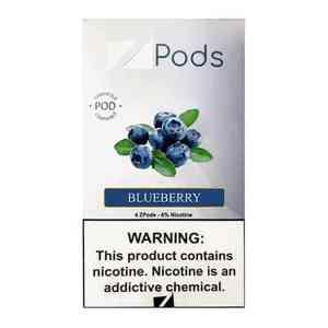 Ziip Pod Blueberry