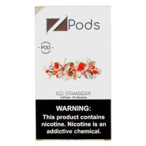 Ziip Pod Iced Strawberry
