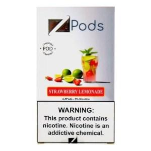Ziip Pod Strawberry Lemonade