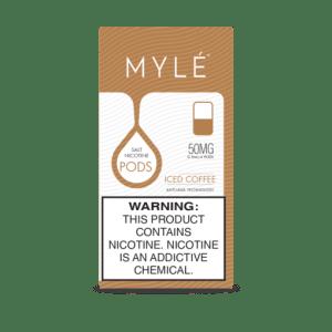 MYLÉ POD V.4 Iced Coffee