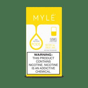 MYLÉ POD V.4 Tropical Fruit Mix