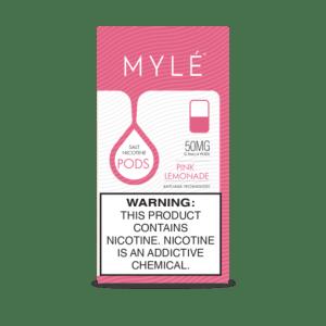 MYLÉ POD V.4 Pink Lemonade