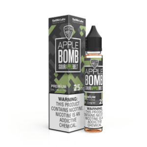 VGOD Saltnic Apple Bomb