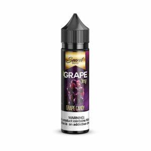 SECRET SAUCE E-Juice Grape