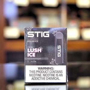 STIG Disposable Pod Lush Ice