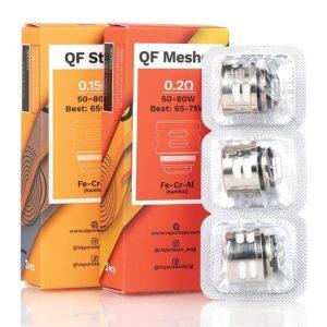 Vaporesso SKRR QF Meshed/QF Strip Coils