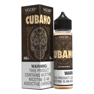 VGOD E-Juice Cubano
