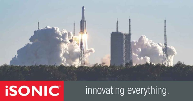 Chinese rocket that lost control may crash into Earth today or tomorrow