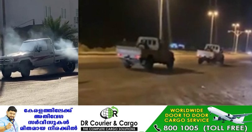 Abu Dhabi Court jails and fines 5 young men for reckless driving_dubaivartha