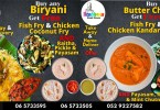 Sharjah Rainbow Steak House tomorrow with special offers for buyers of Biryani and Butter Chicken_DUBAIVARTHA
