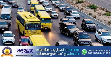 Sharjah police say 3,230 accidents have been reported on roads in the 12 days since schools opened in Sharjah