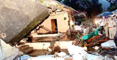 Low pressure weakens: One more body found in addition, death toll rises to 4
