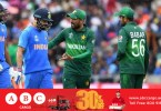 Twenty20 World Cup: Batting after losing the toss against Pakistan, India lost two wickets.