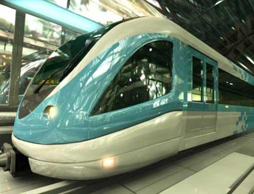 Nuova Metro a Dubai (2/2)