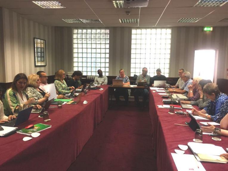 comité exécutif de la FITS