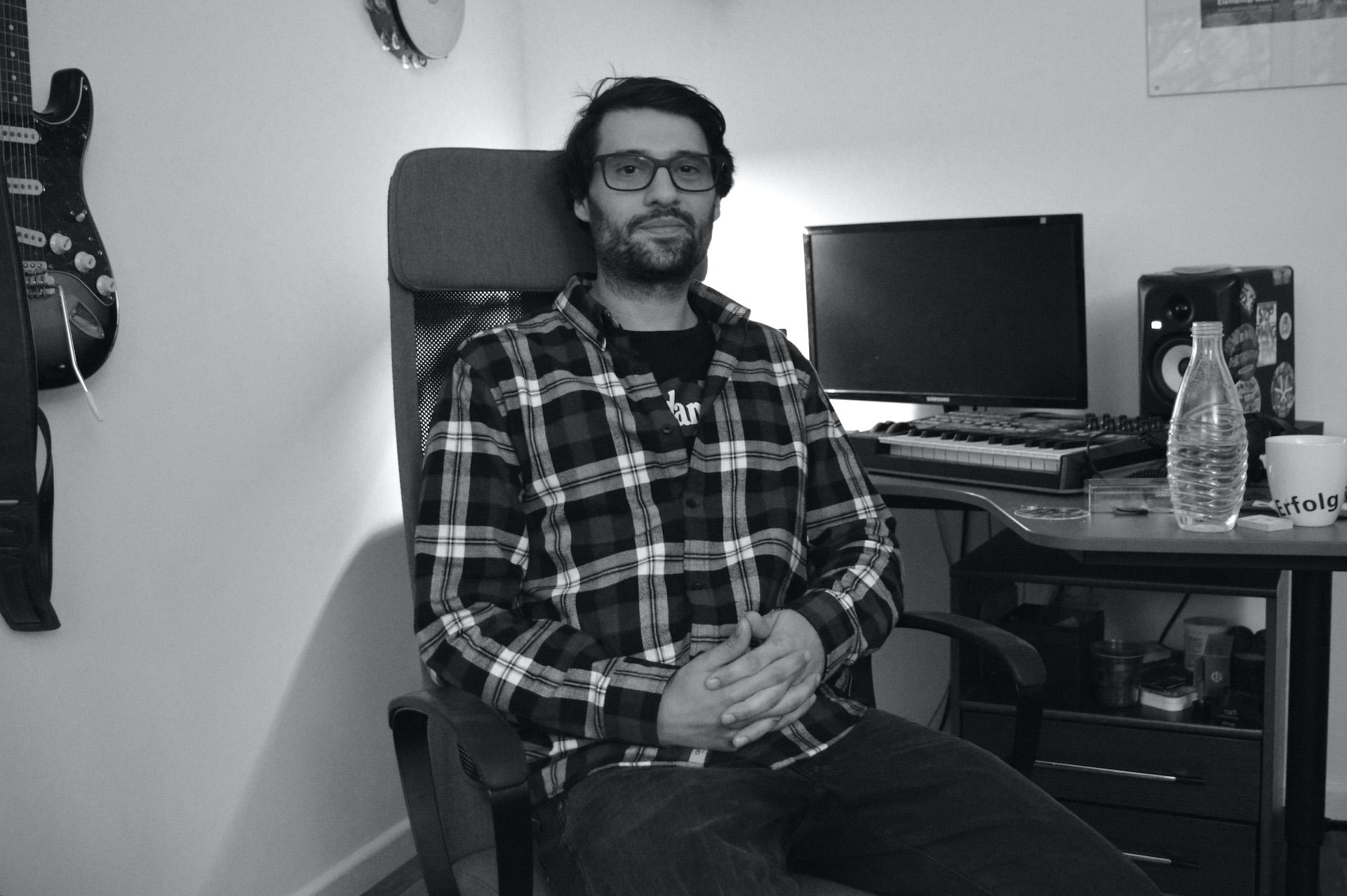 Interview mit Daniel Jäckel (Wortfetzen MC)