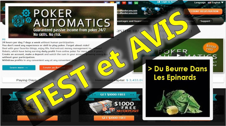 Poker automatics facebook