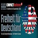 Übertragung der Friedens-Konferenz aus Berlin
