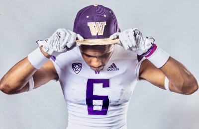 BREAKING: Defensive Back Zakhari Spears Commits To Washington