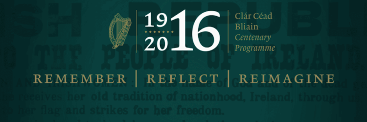1916/2016 Commemorations