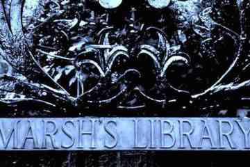 Marsh's Library in Dublin