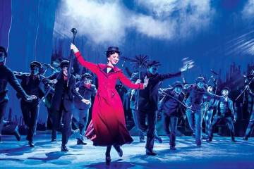 Mary Poppins @ Dublin's BGET